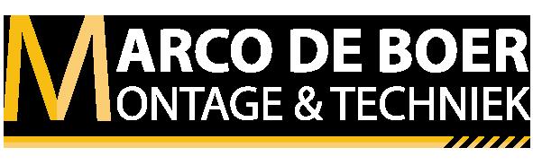 Marco De Boer Montage & Techniek